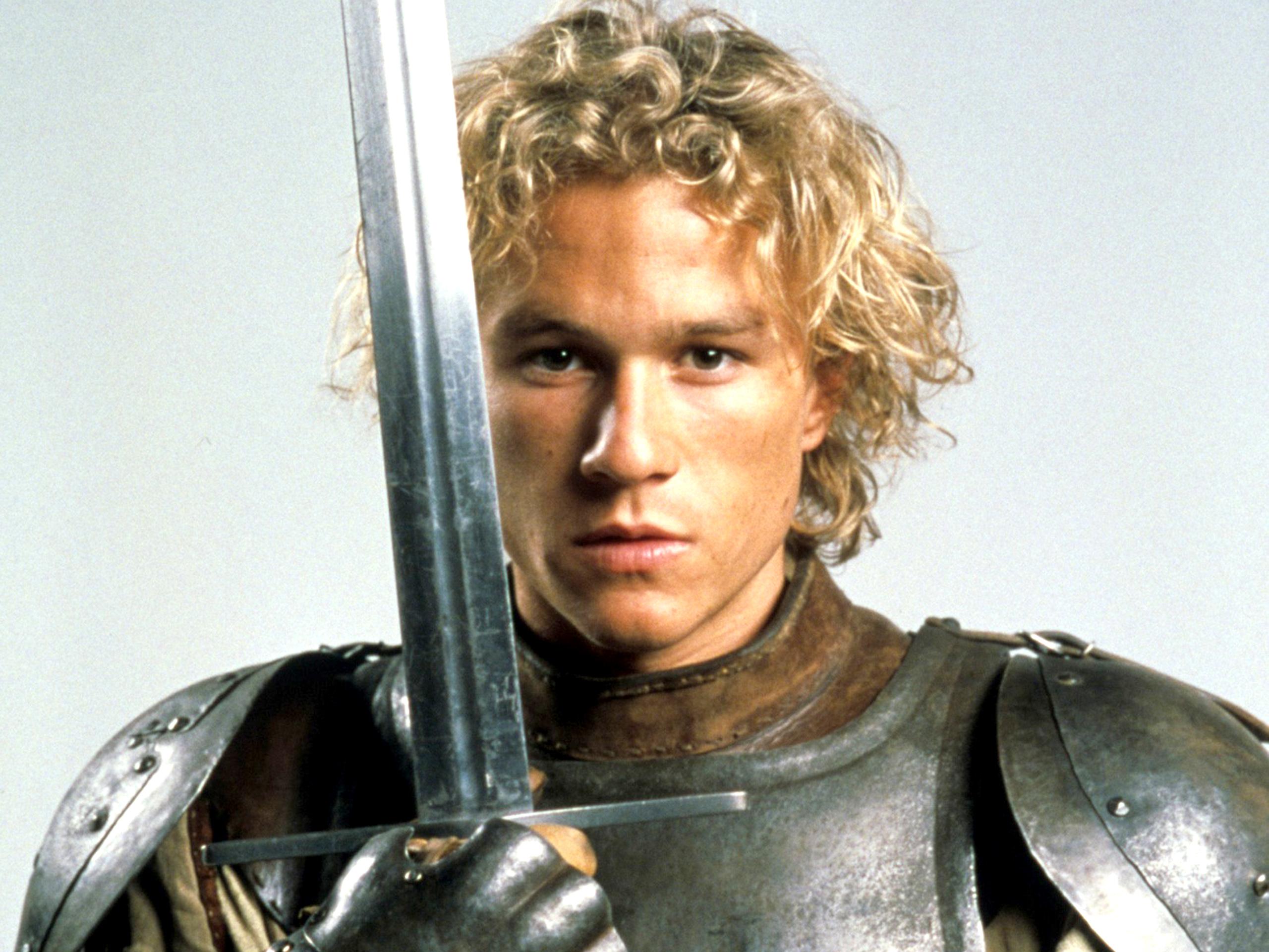 Heath Ledger Background