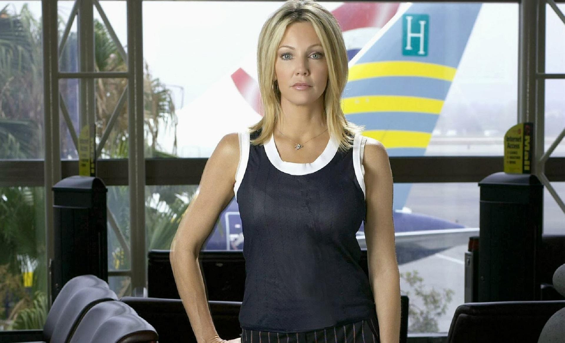 Heather Locklear For Desktop