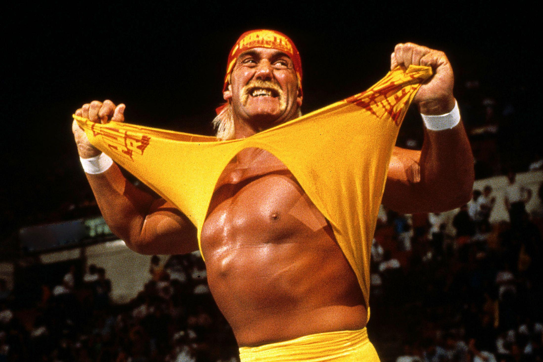Hulk Hogan Hd Background