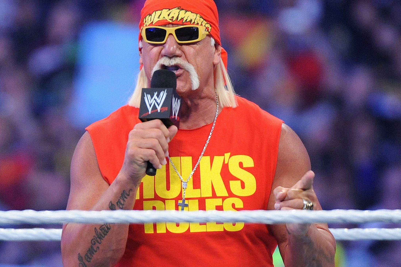 Hulk Hogan Hd Wallpaper