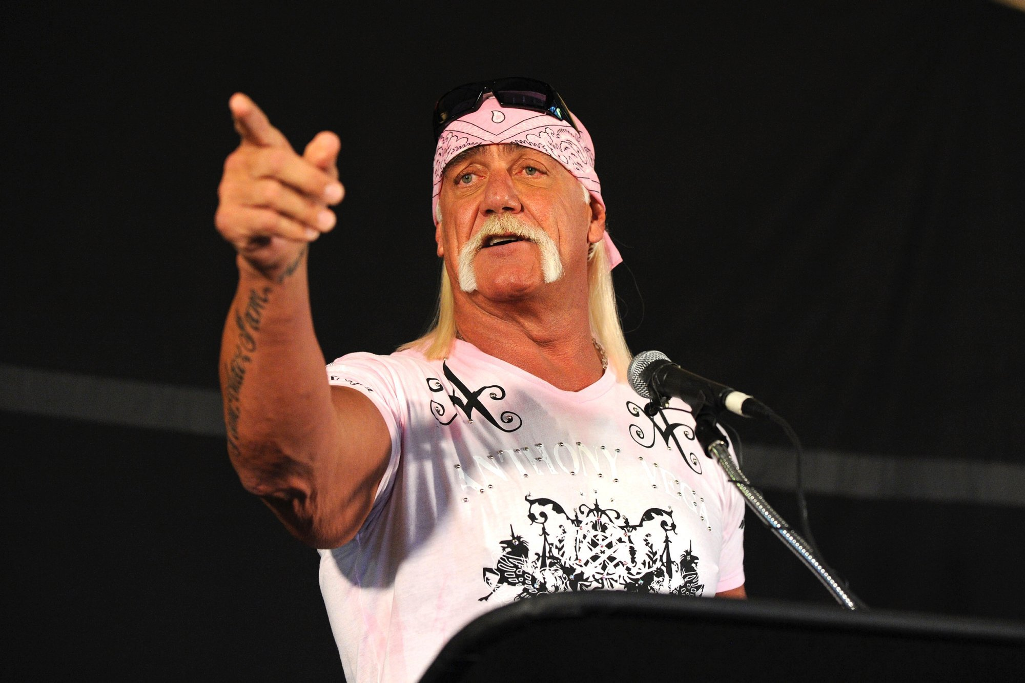 Hulk Hogan Wallpapers Hd