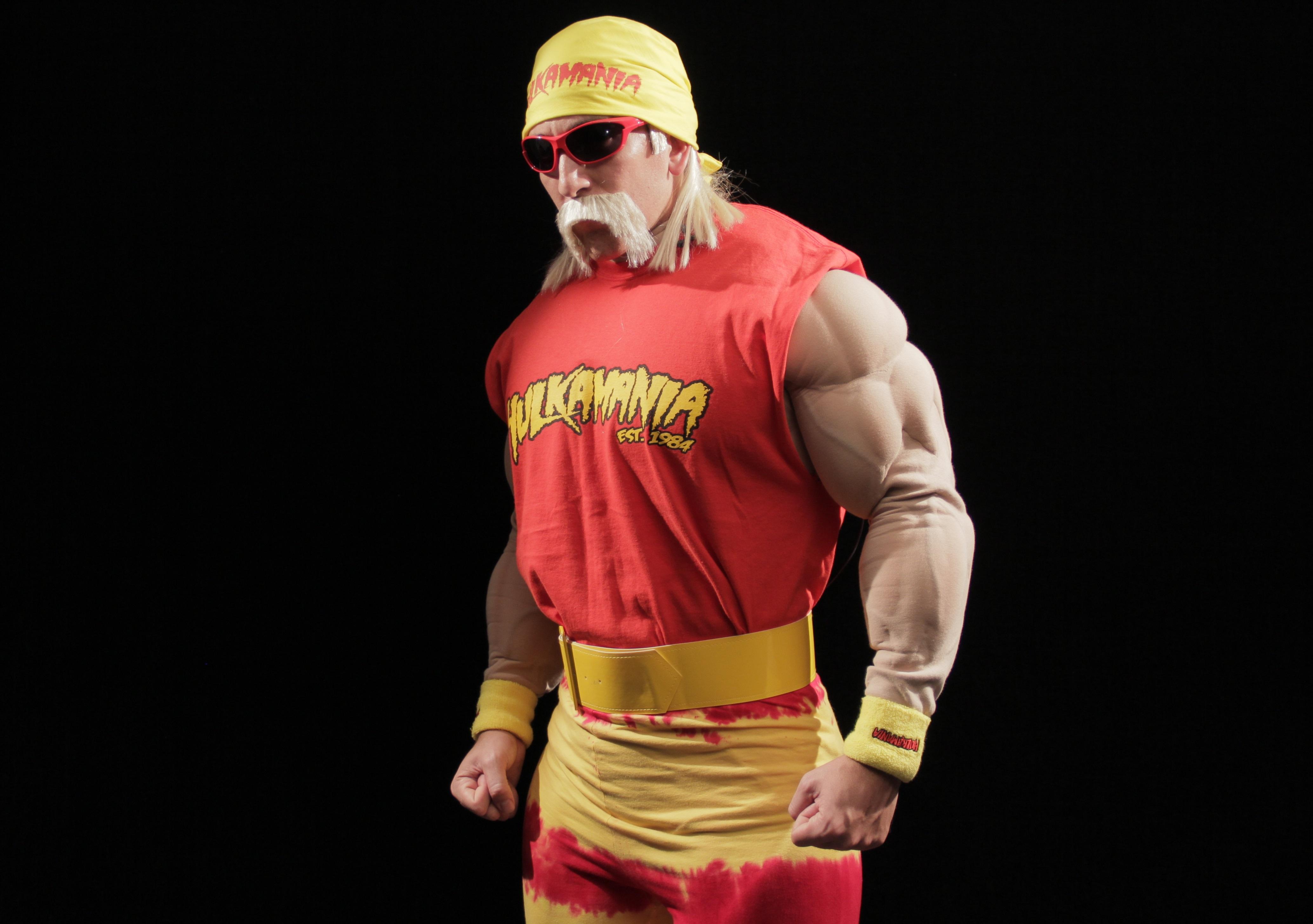 Hulk Hogan Wallpapers Hq