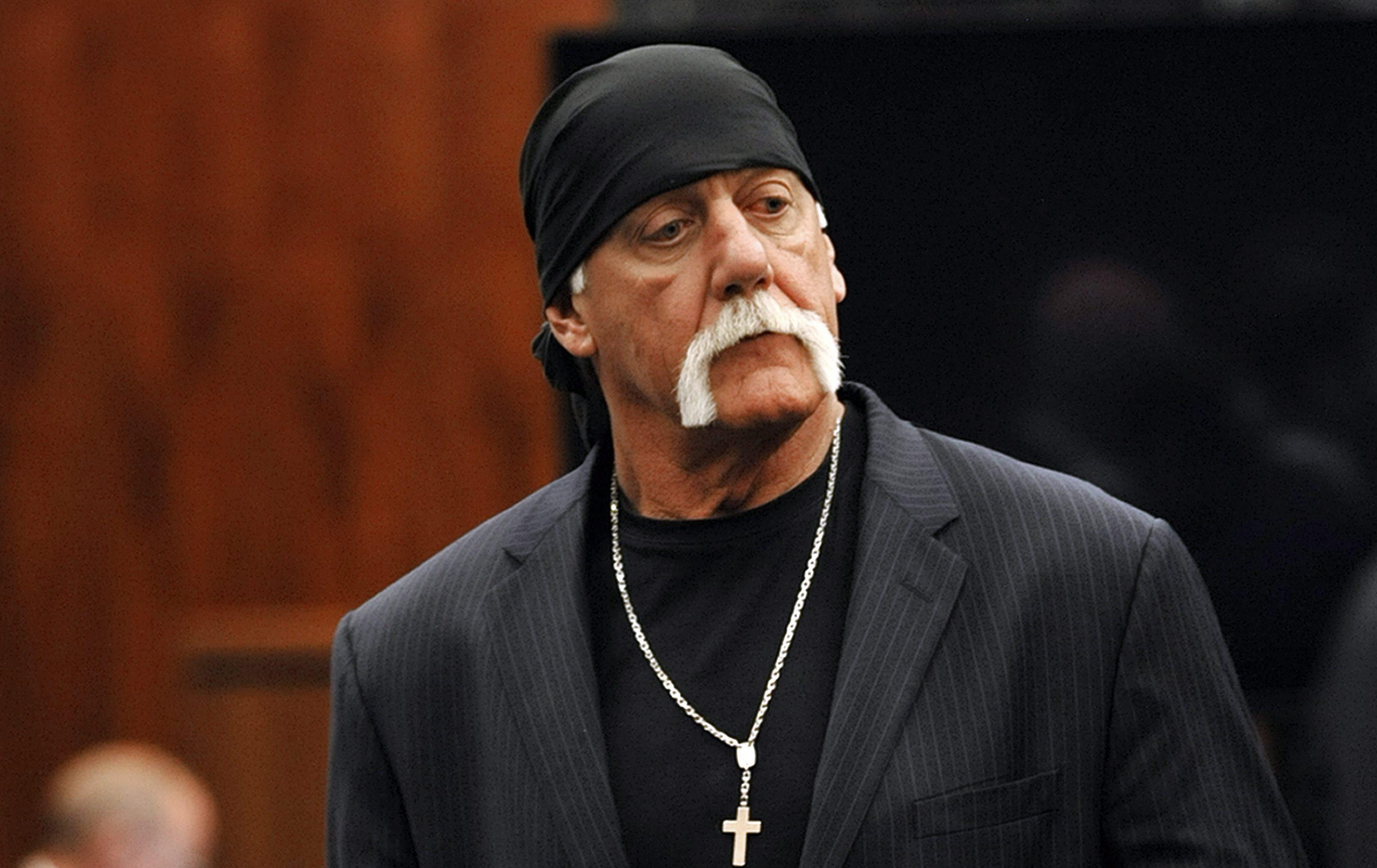 Hulk Hogan For Desktop