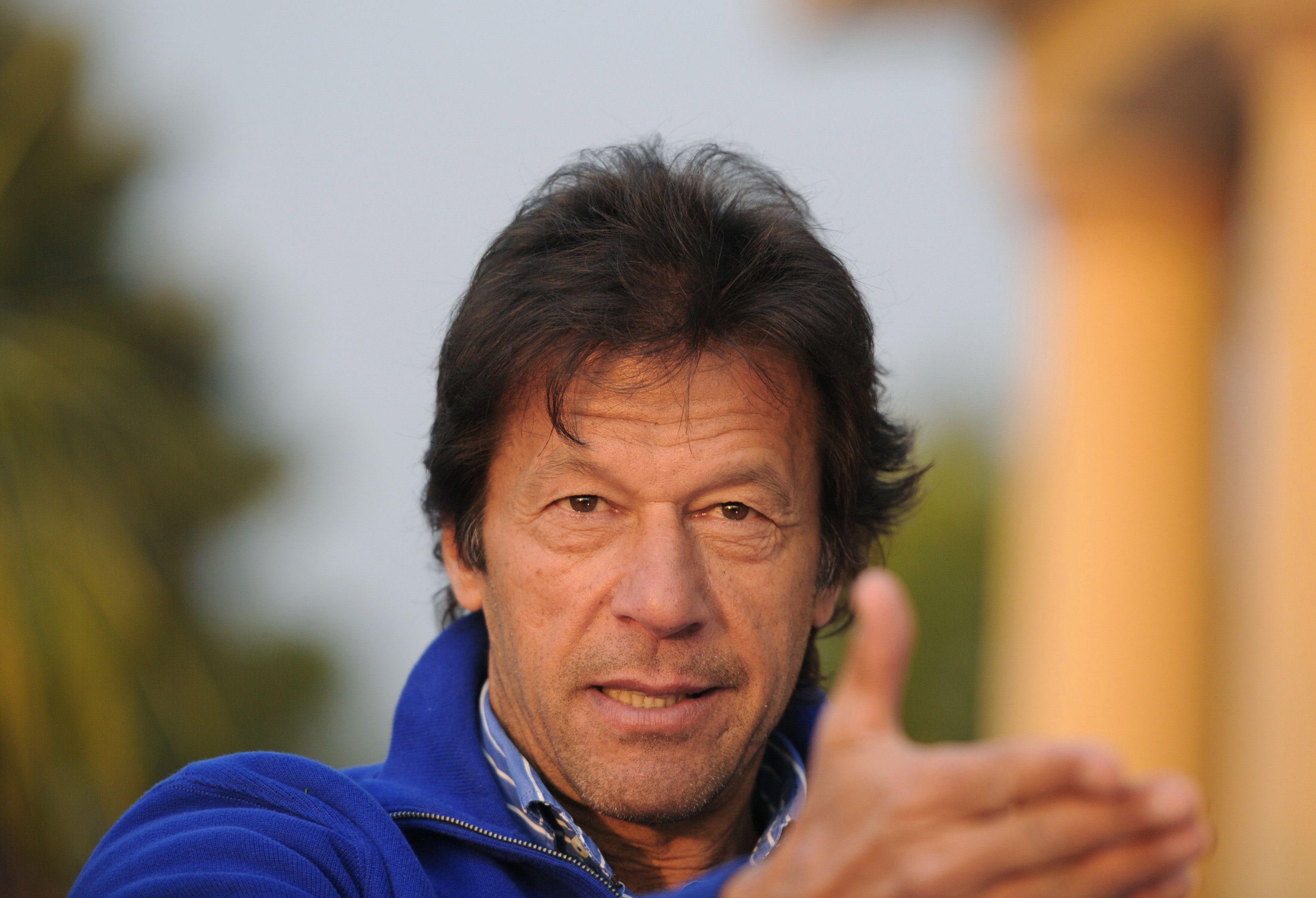 Imran Khan Widescreen