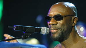 Isaac Hayes High Definition