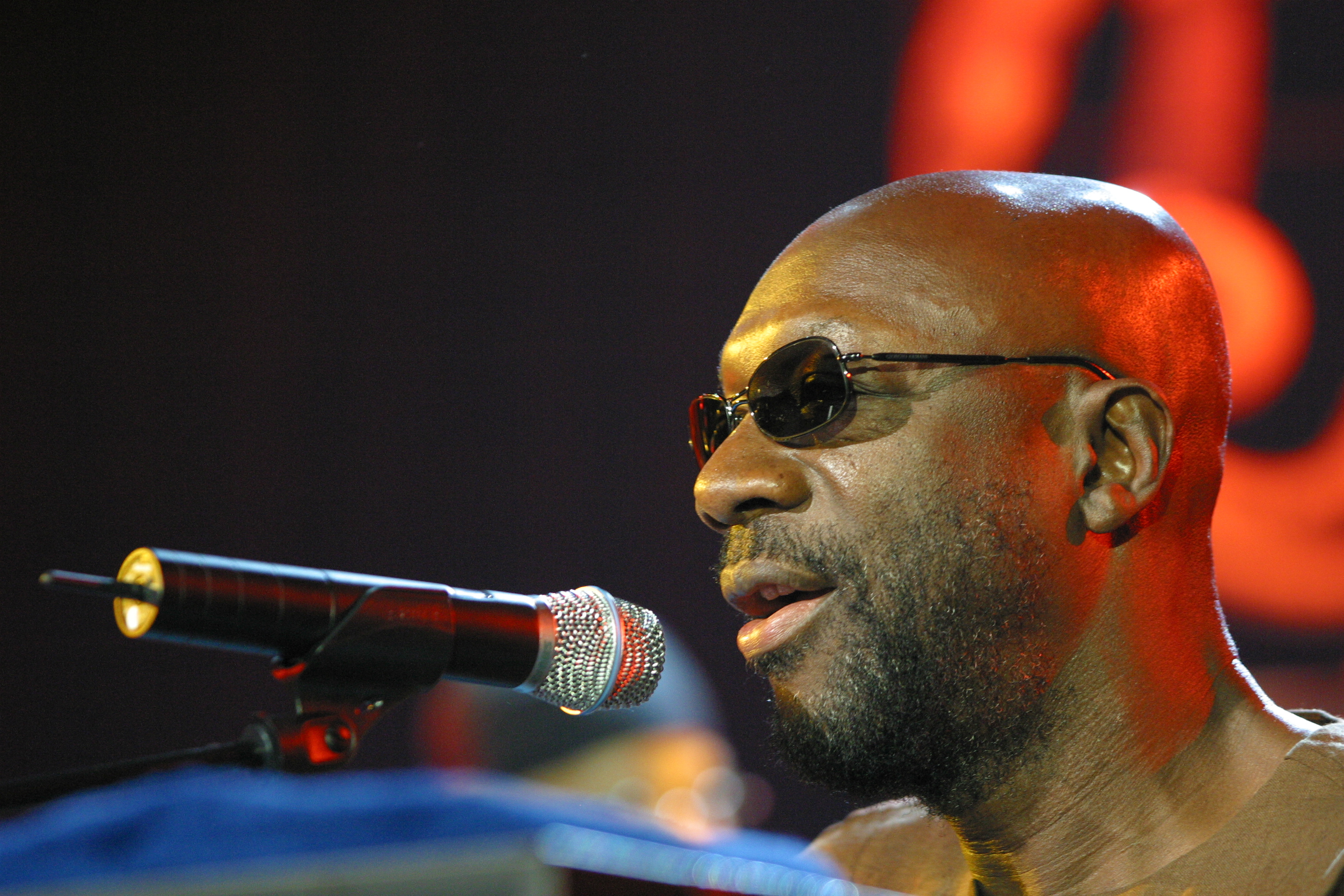 Isaac Hayes High Definition Wallpapers