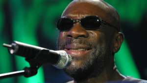 Isaac Hayes For Desktop