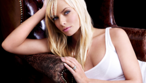 Jaime Pressly Wallpaper