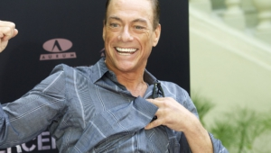 Jean Claude Van Damme Background