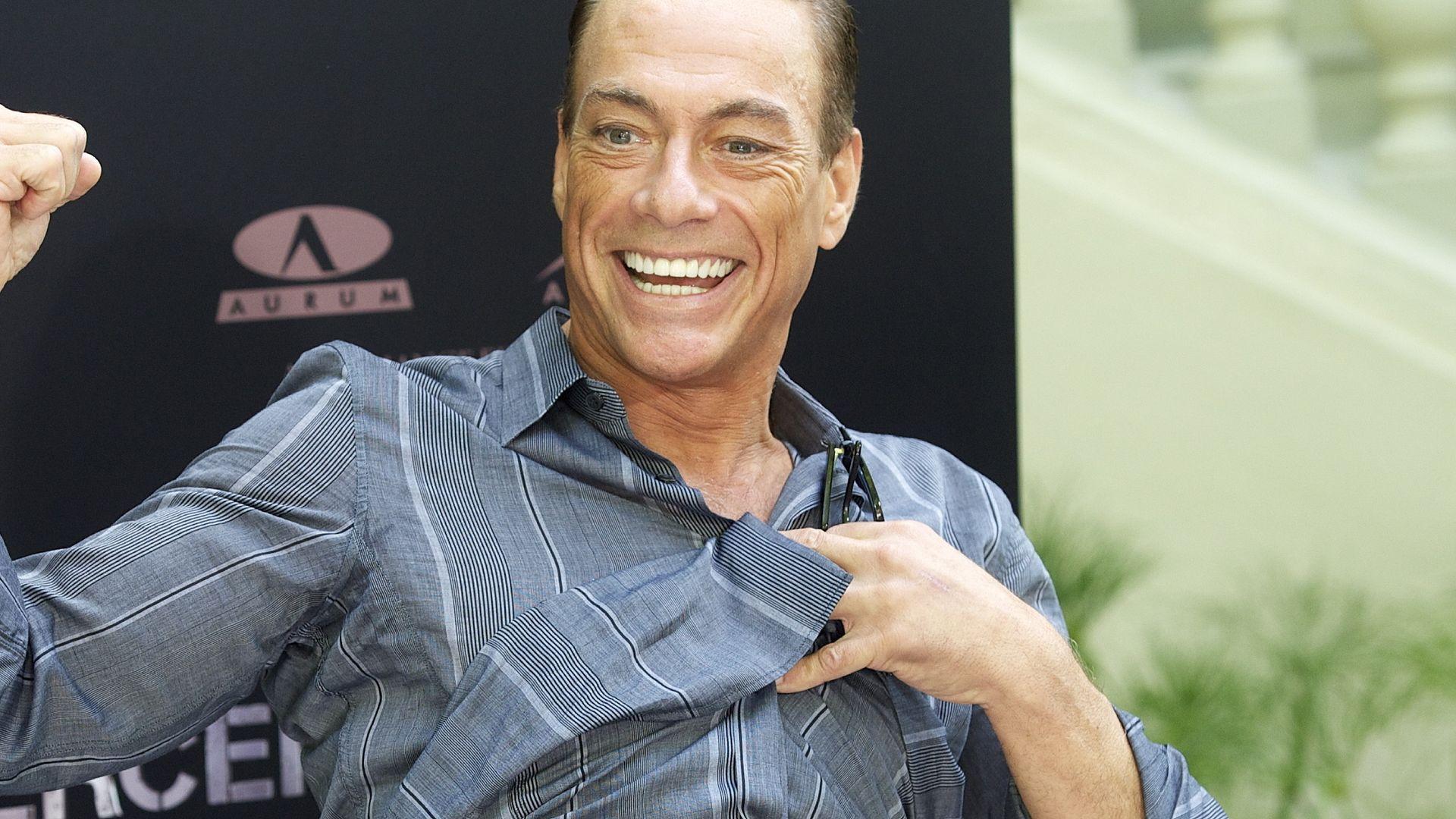 Jean Claude Van Damme Background