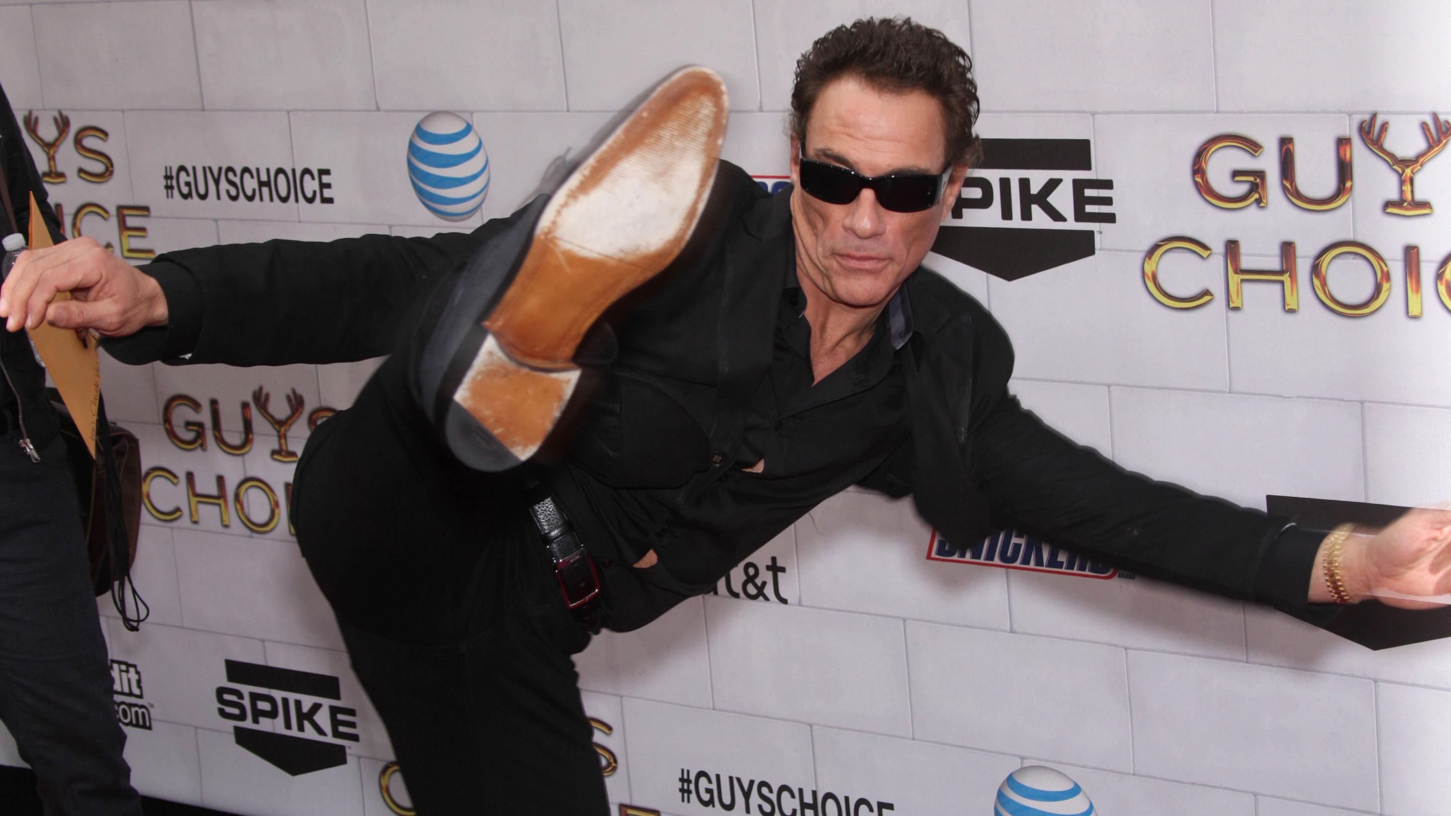 Jean Claude Van Damme Desktop Images