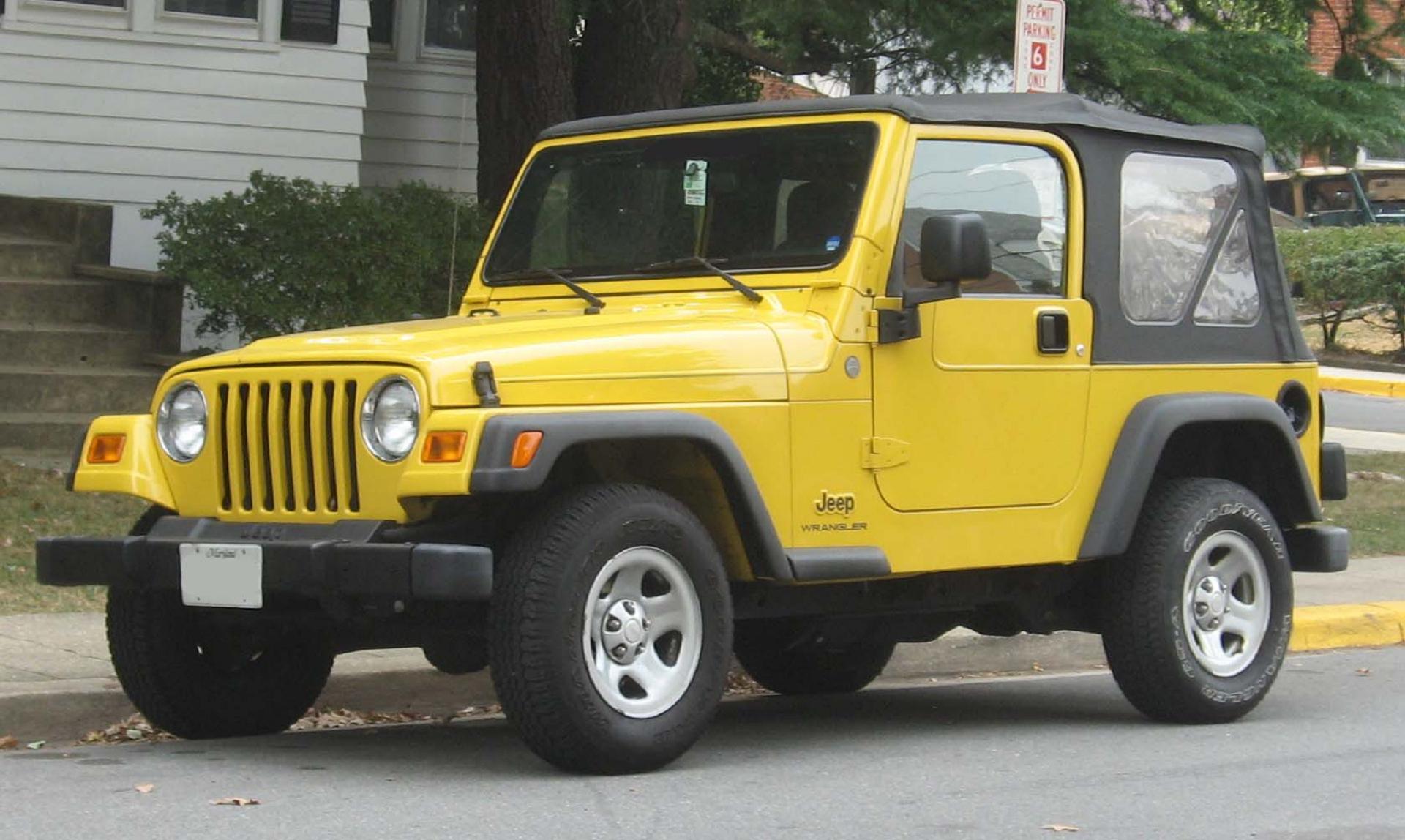 Jeep 4k