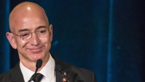 Jeff Bezos Hd Background