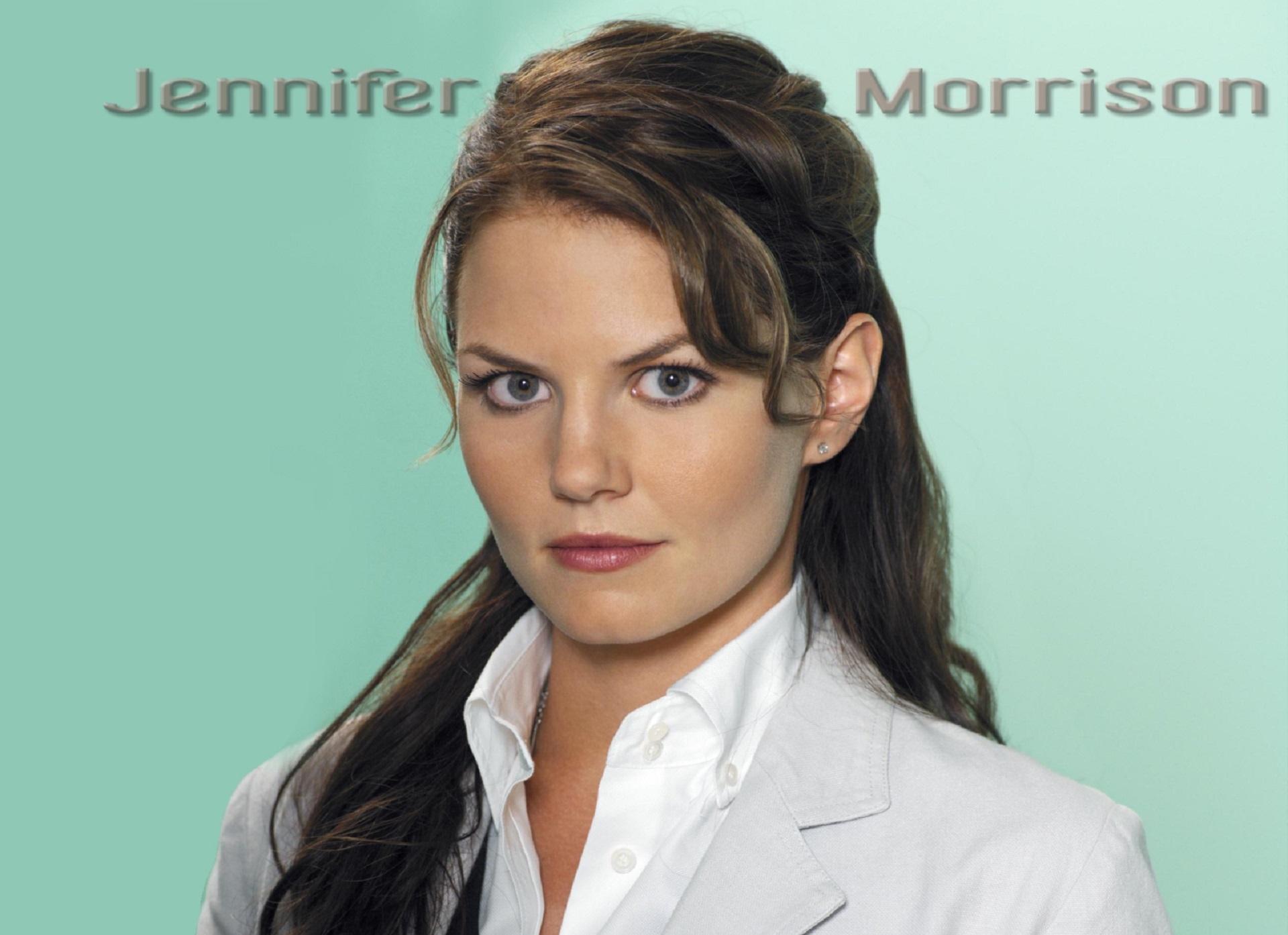Jennifer Morrison Background
