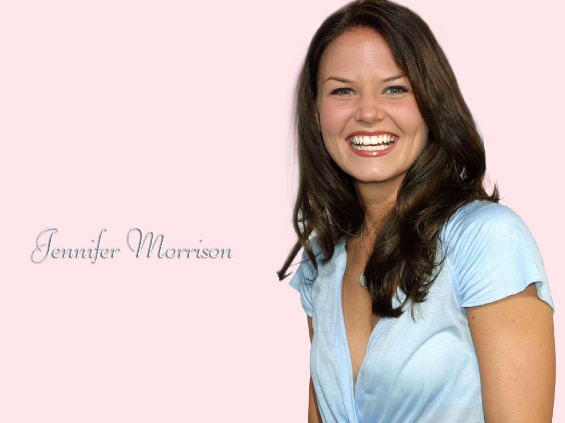 Jennifer Morrison Desktop