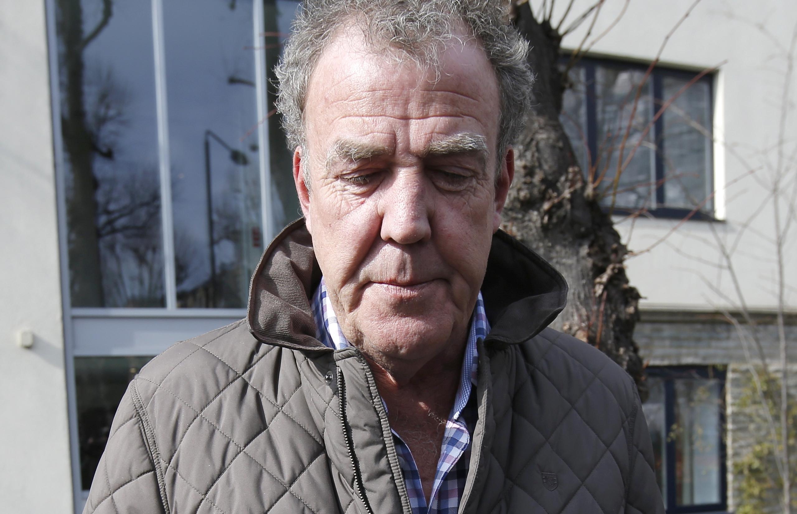 Jeremy Clarkson 4k