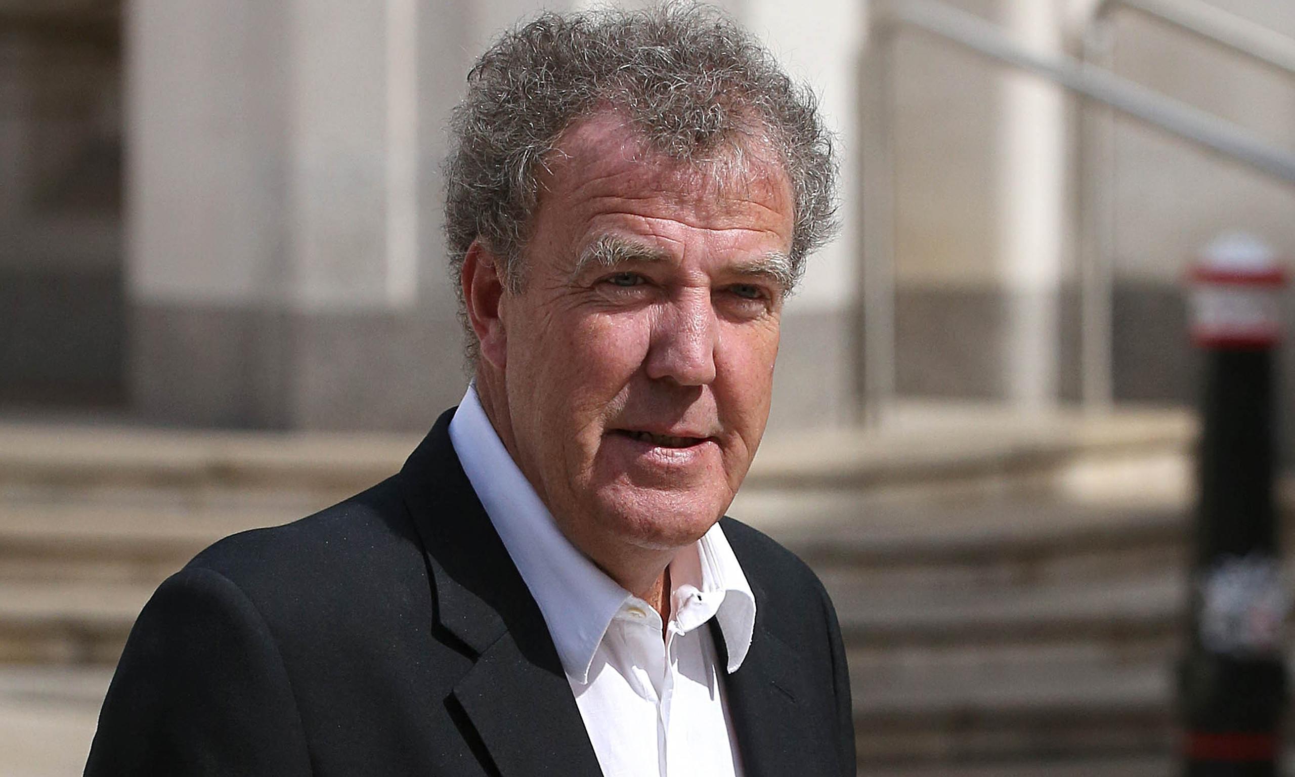 Jeremy Clarkson Background