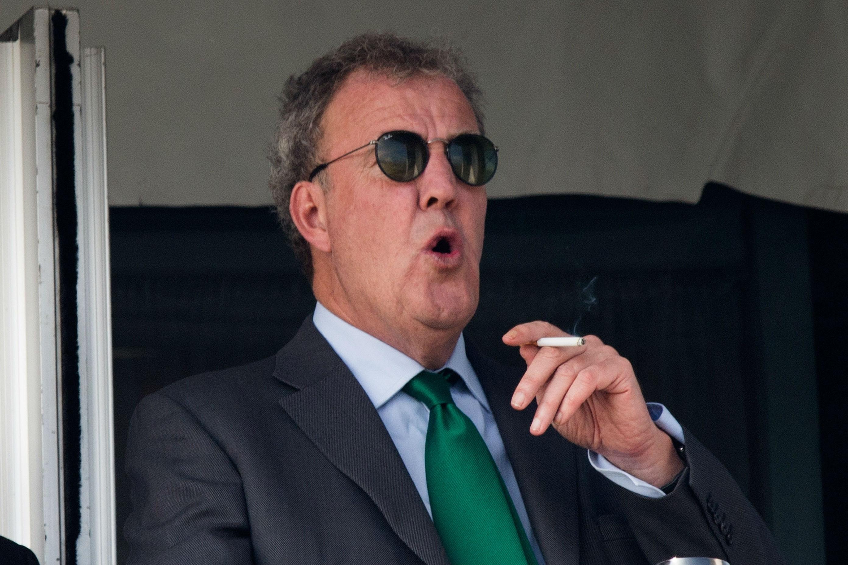 Jeremy Clarkson Images