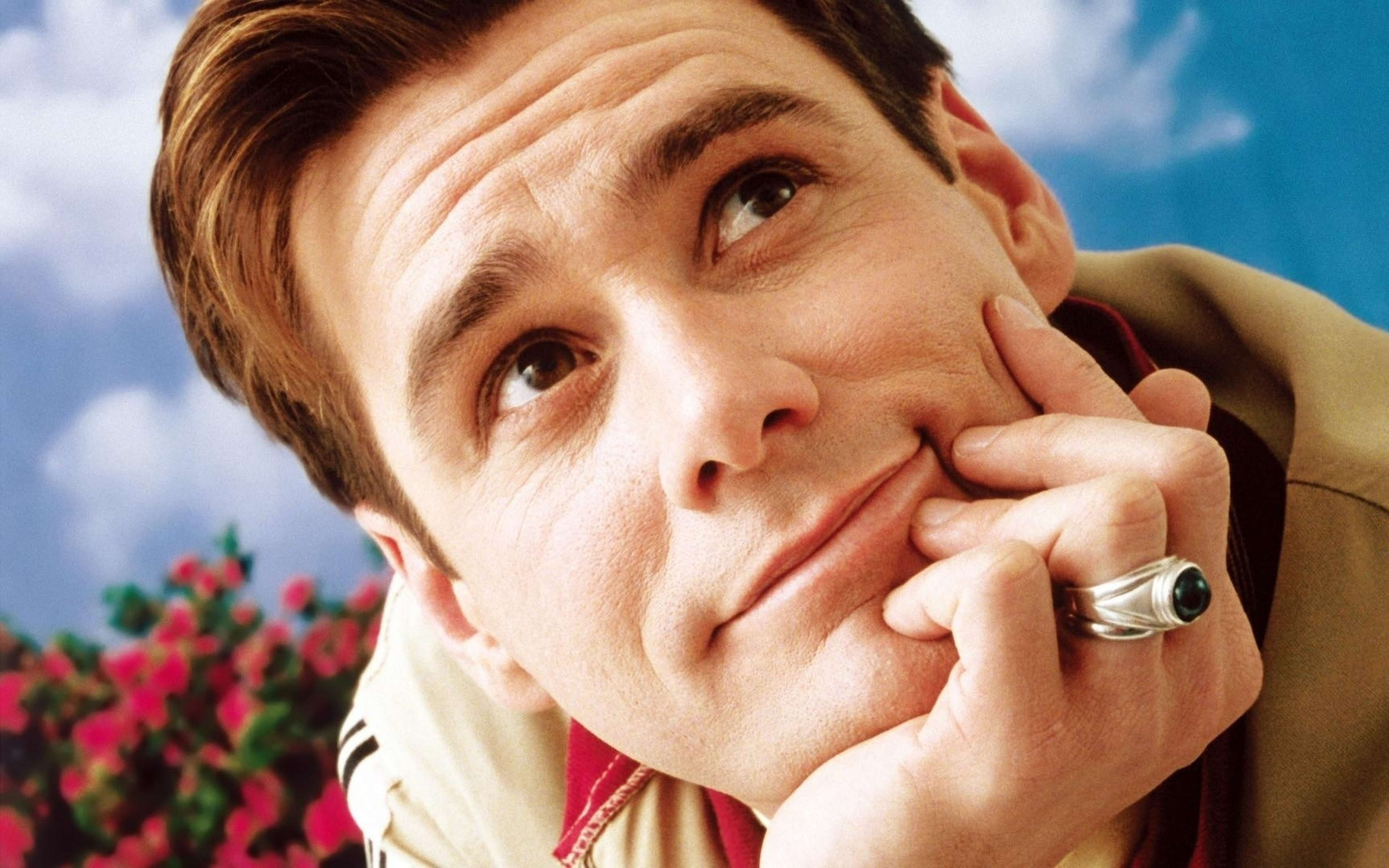 Jim Carrey 4k