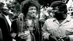 Jimi Hendrix Background