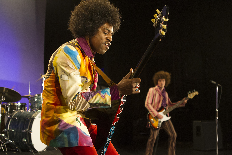 Jimi Hendrix Hd Desktop