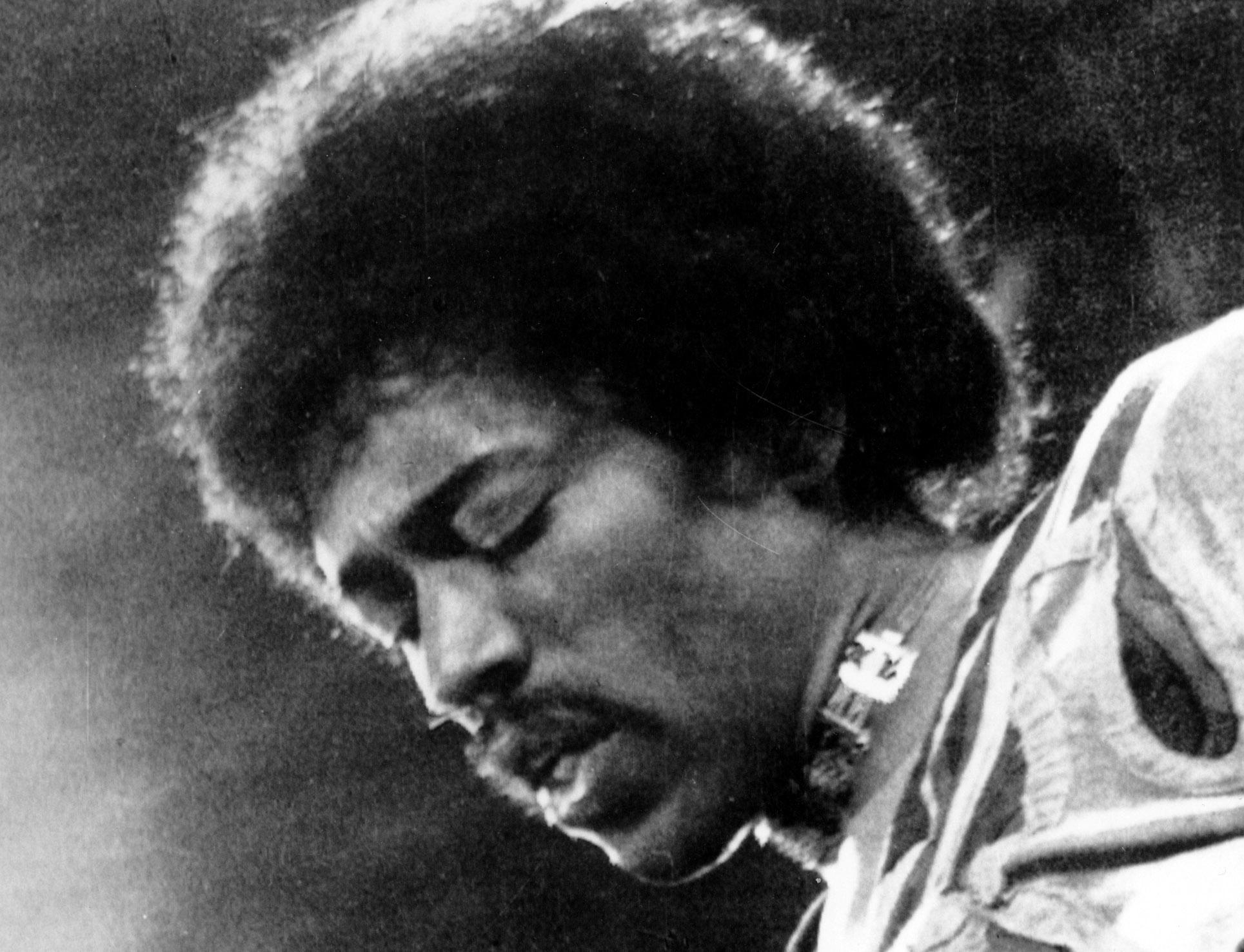 Jimi Hendrix High Definition Wallpapers