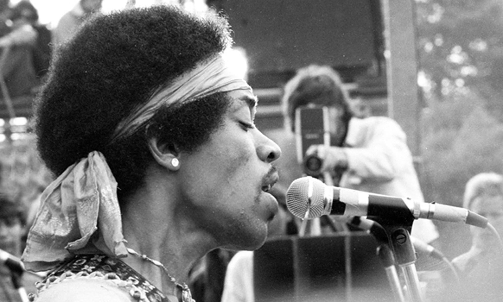 Jimi Hendrix Pictures