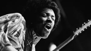 Jimi Hendrix For Desktop