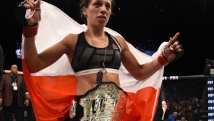 Joanna Jedrzejczyk Hd Wallpaper