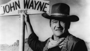 John Wayne Background