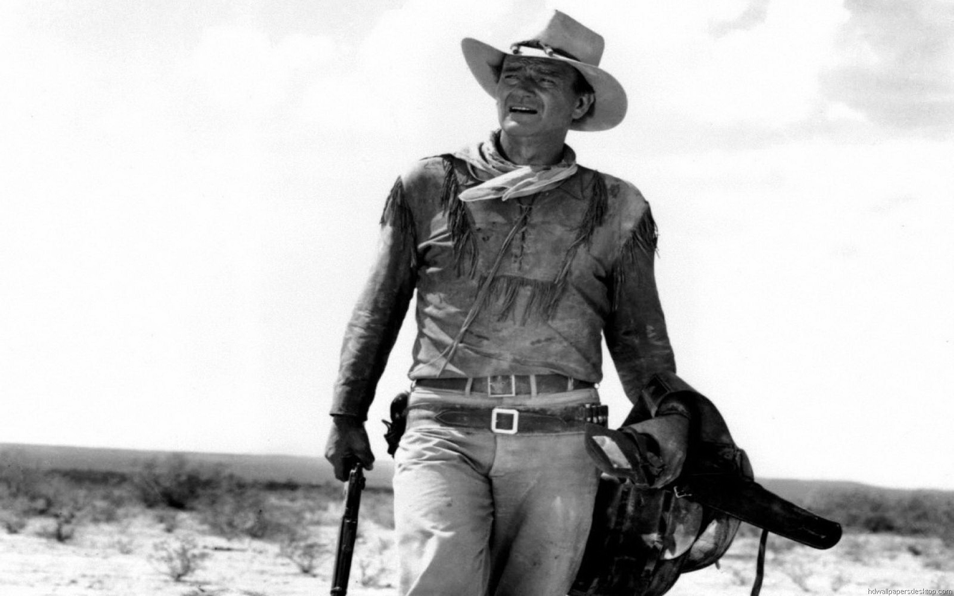 John Wayne Hd Wallpaper
