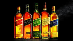 Johnnie Walker Widescreen