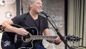 Jon Bon Jovi Desktop