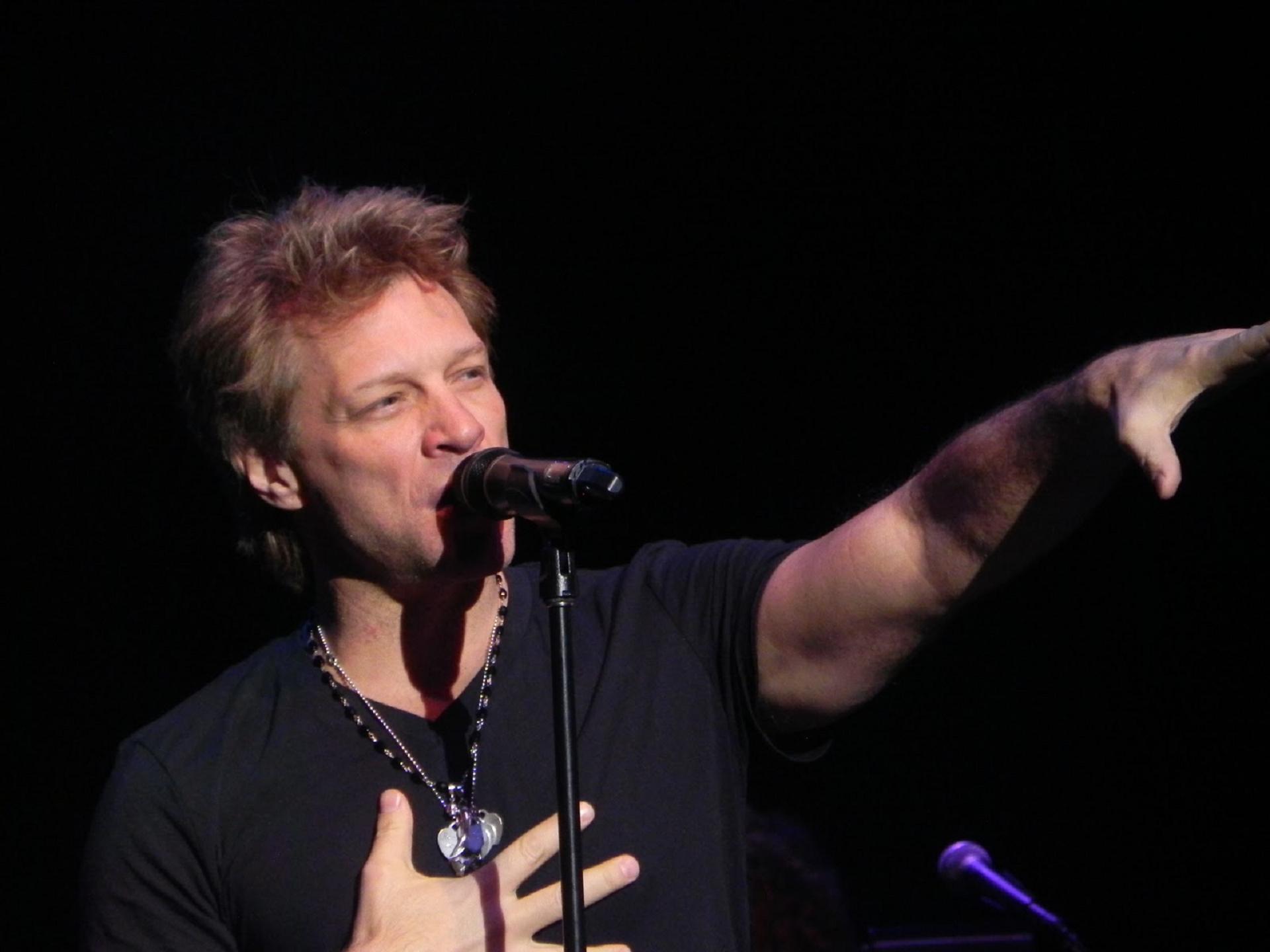 Jon Bon Jovi High Quality Wallpapers