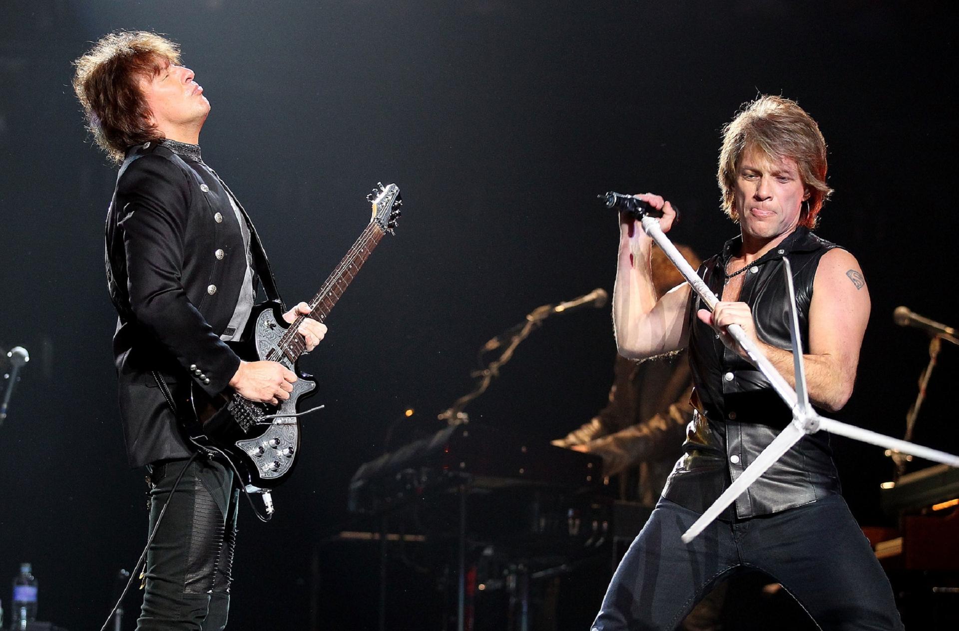 Jon Bon Jovi Images