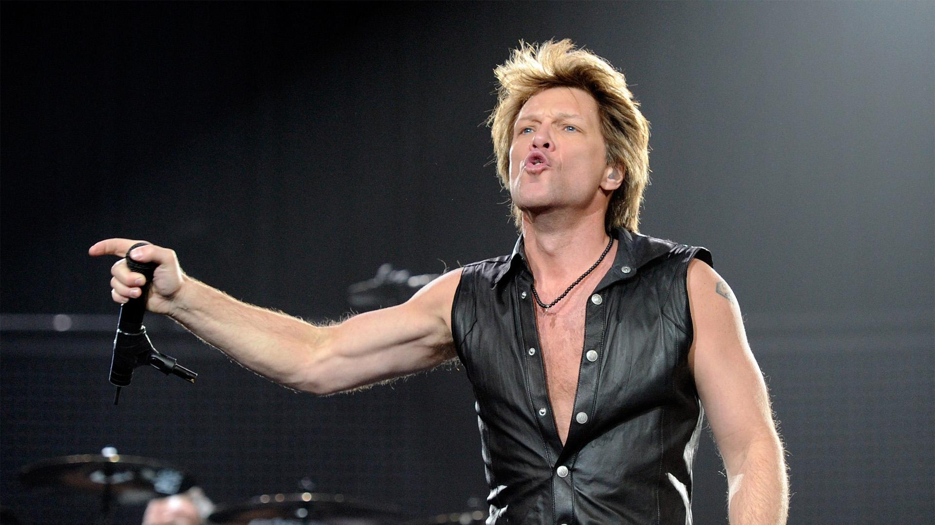 Jon Bon Jovi Photos