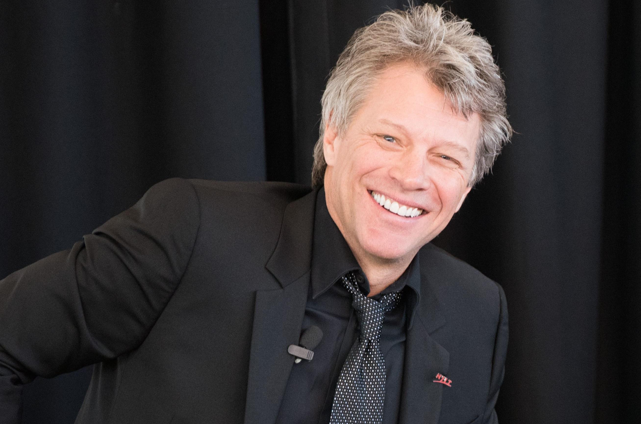 Jon Bon Jovi Wallpaper