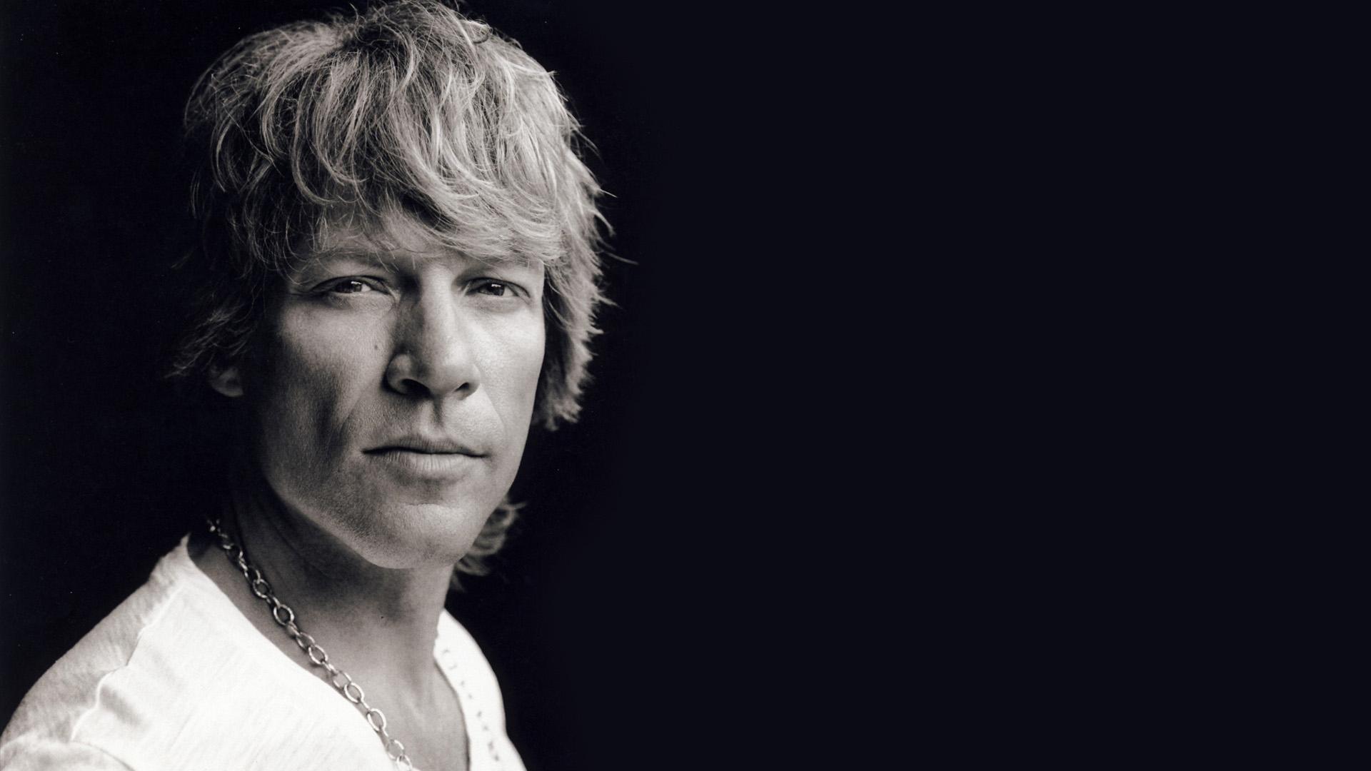 Jon Bon Jovi For Desktop