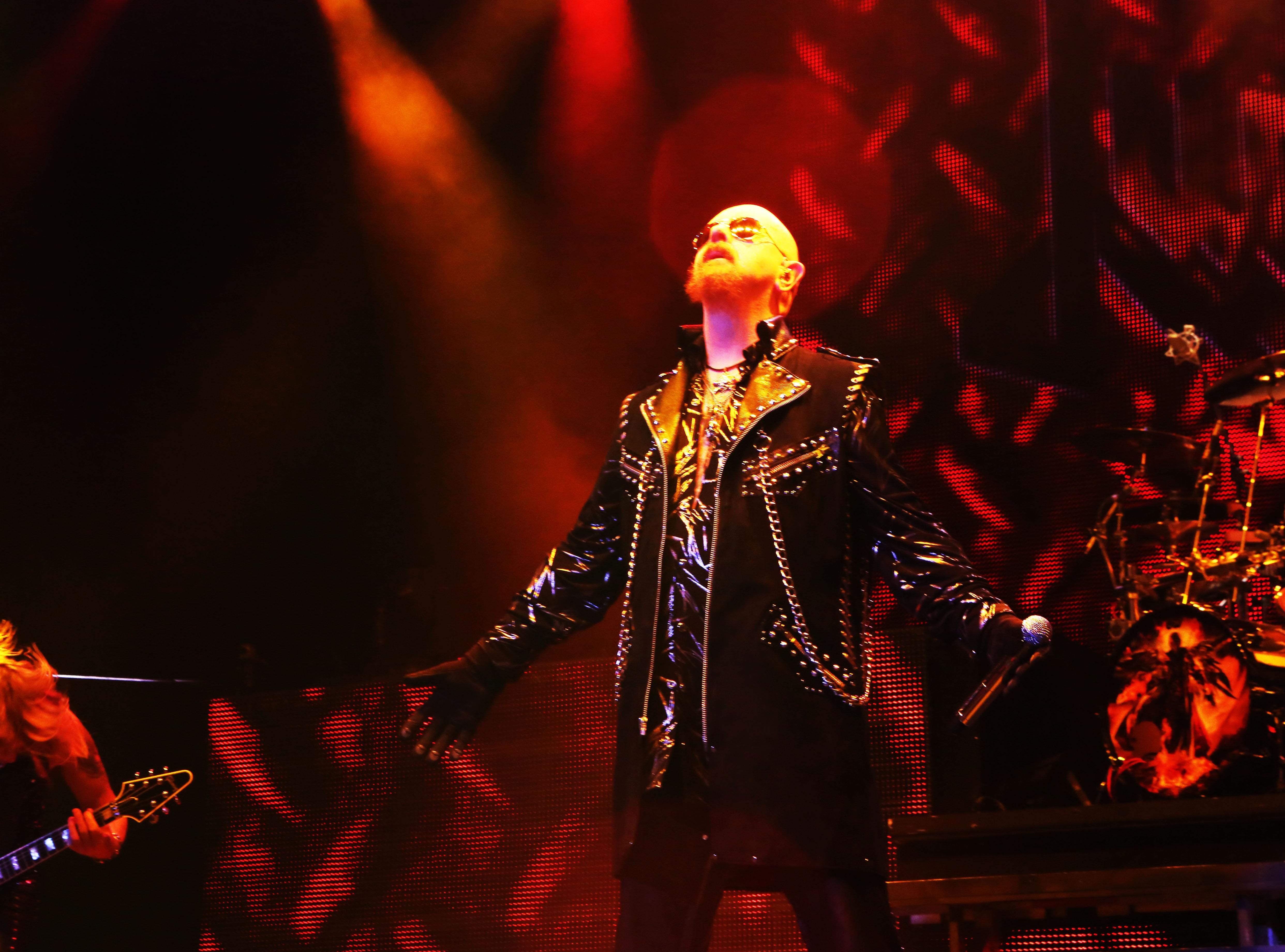Judas Priest Background