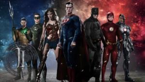 Justice League Images