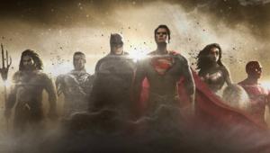 Justice League Widescreen