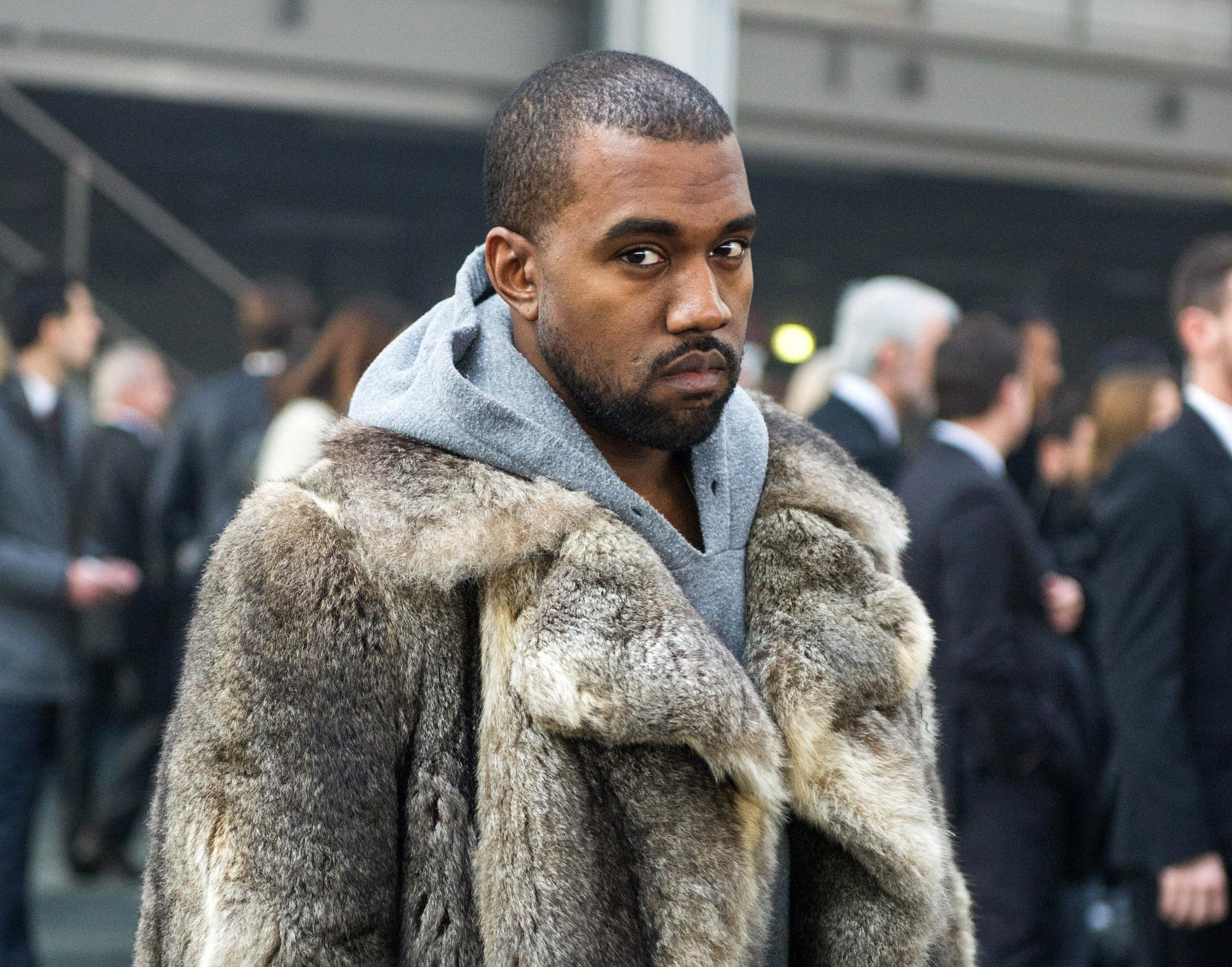 Kanye West 4k