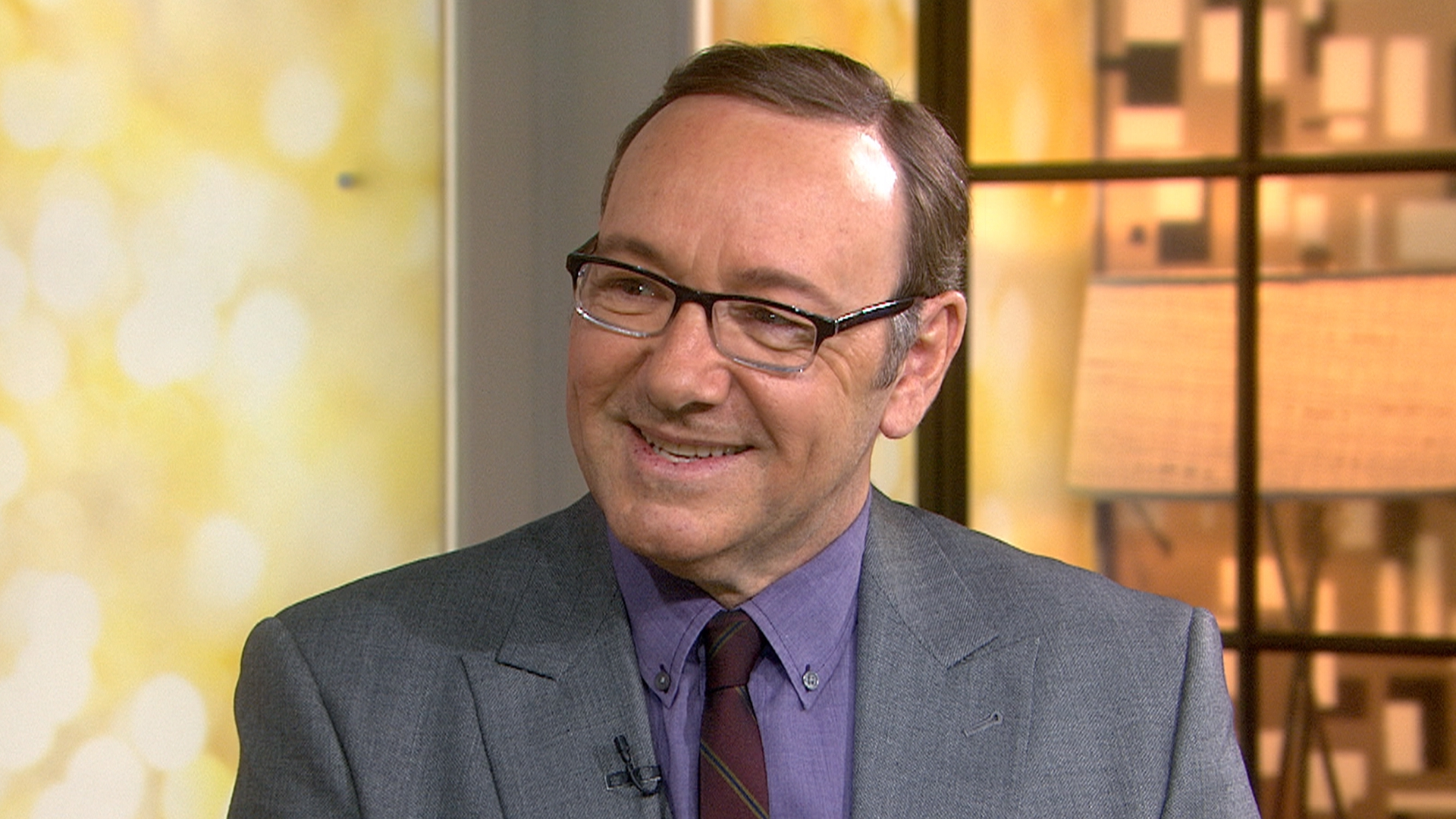 Kevin Spacey High Definition