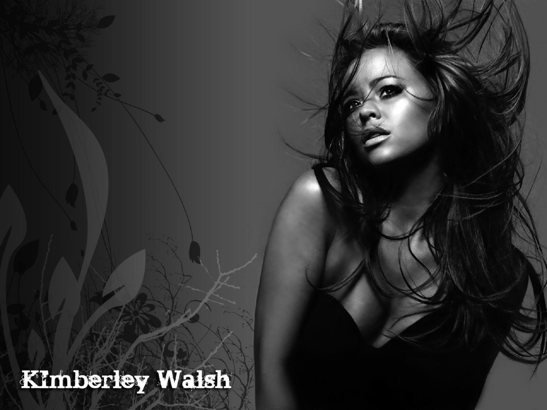 Kimberley Walsh Background