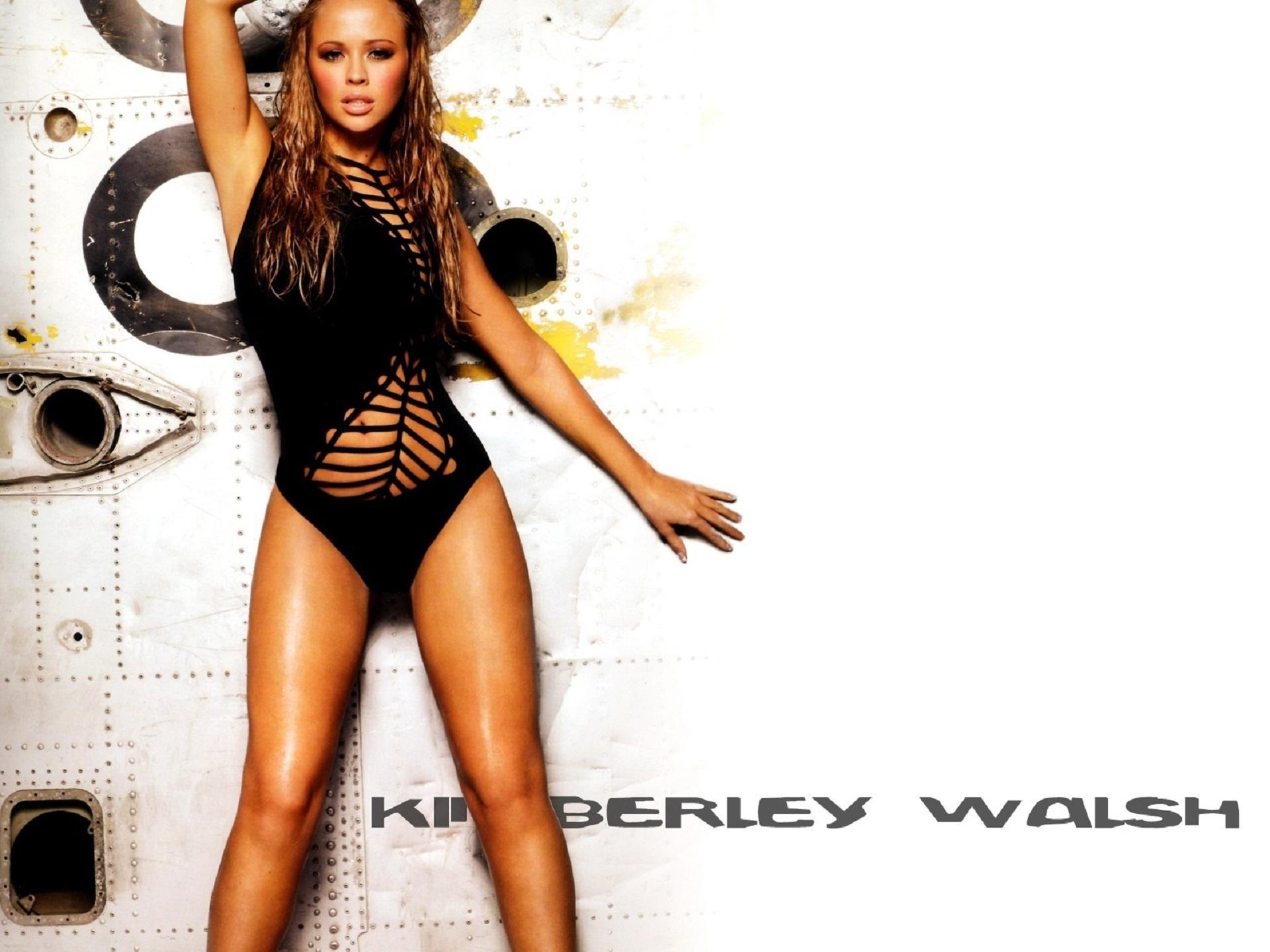 Kimberley Walsh Widescreen