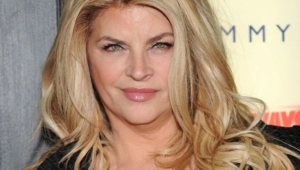 Kirstie Alley Hd Background