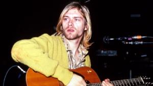 Kurt Cobain Hd