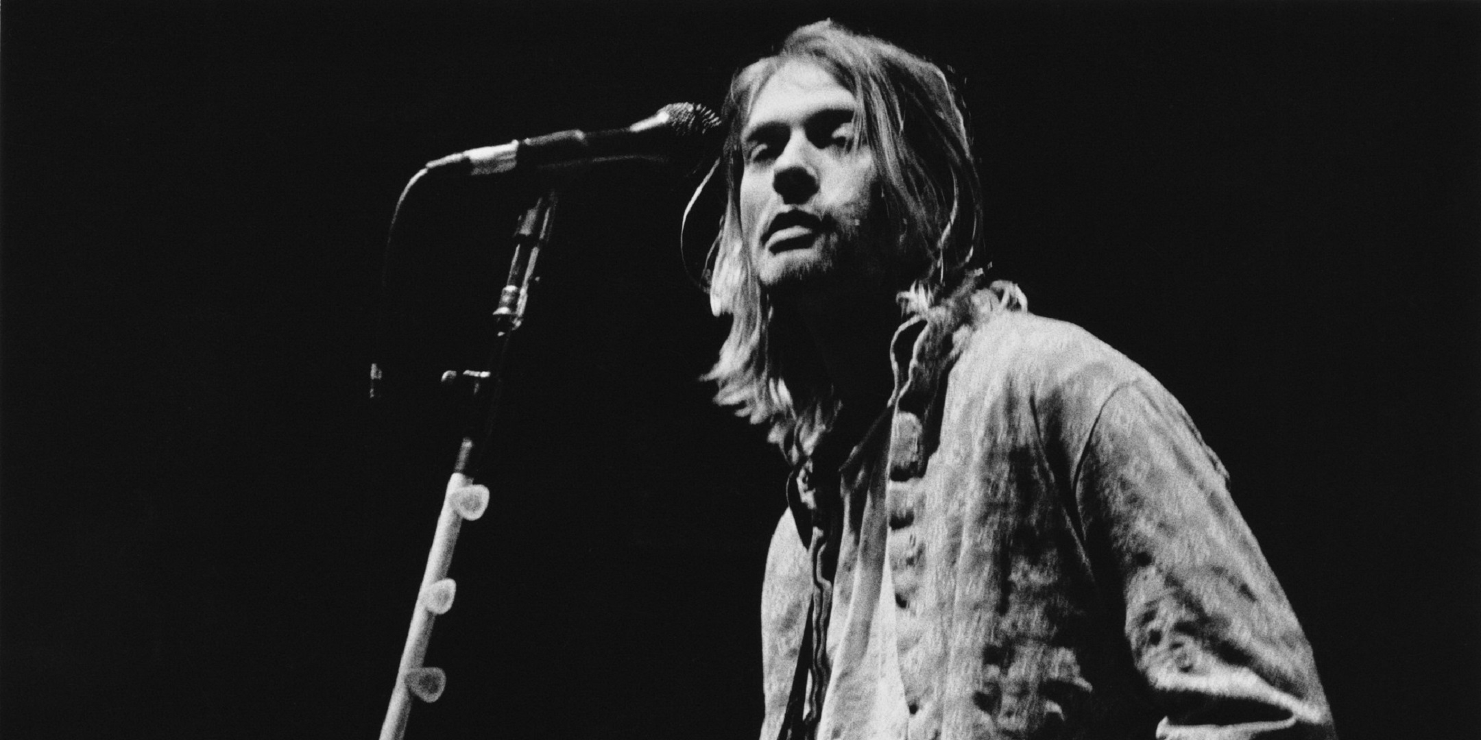 Kurt Cobain Hd Background