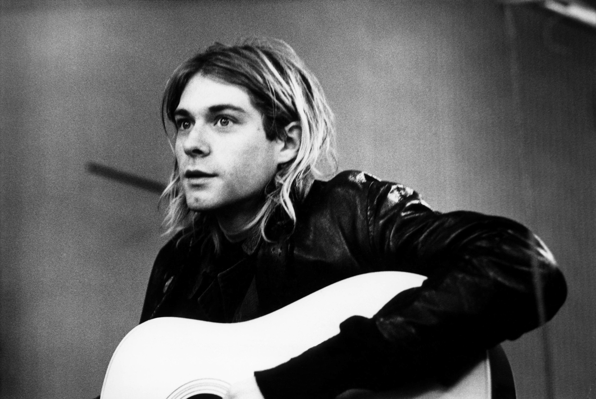 Kurt Cobain For Desktop