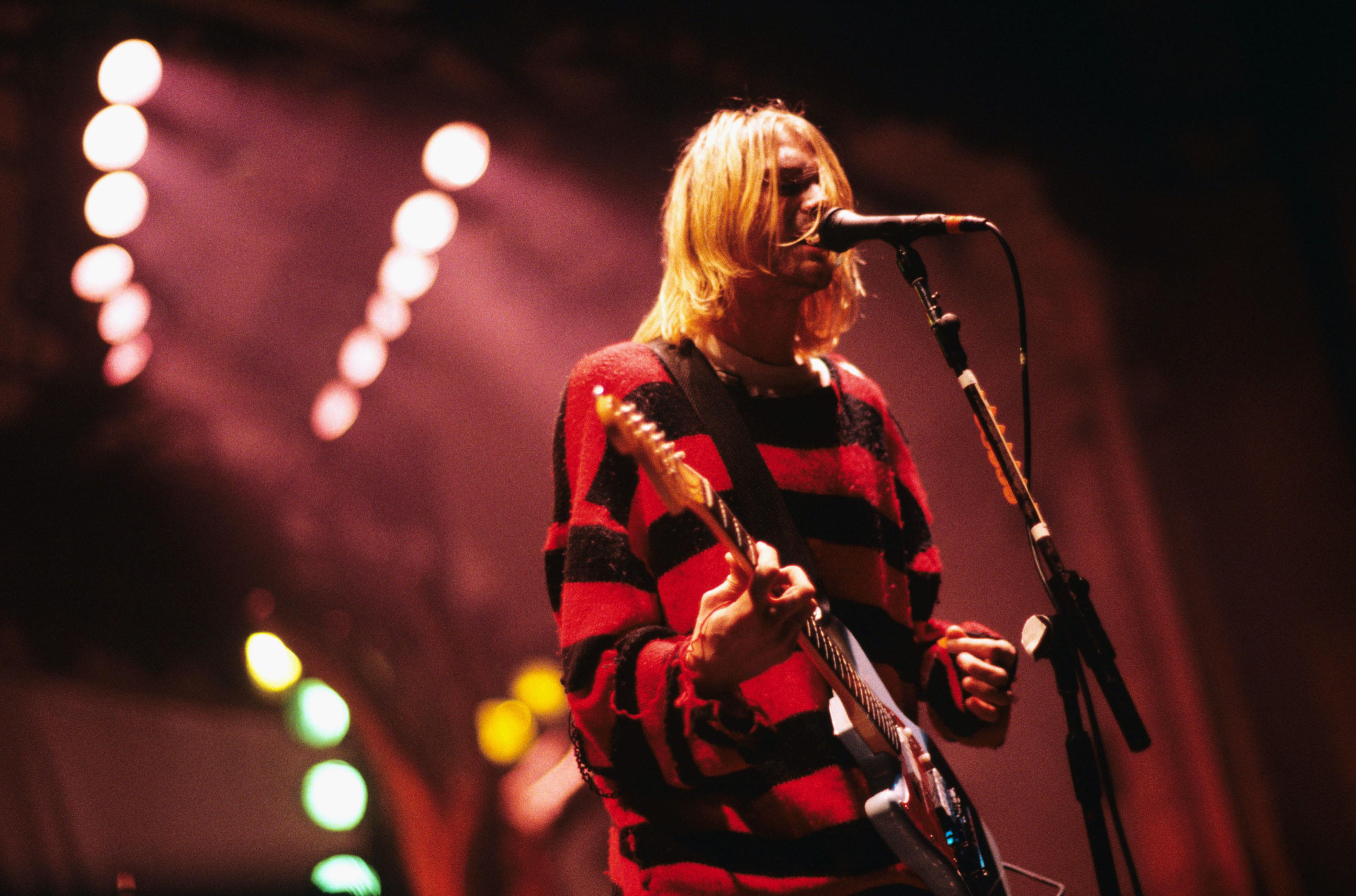Kurt Cobain Full Hd